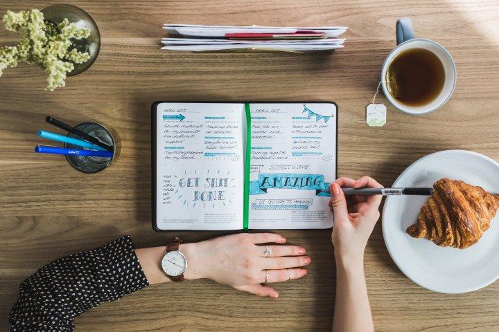 writing-in-journal_swankytea